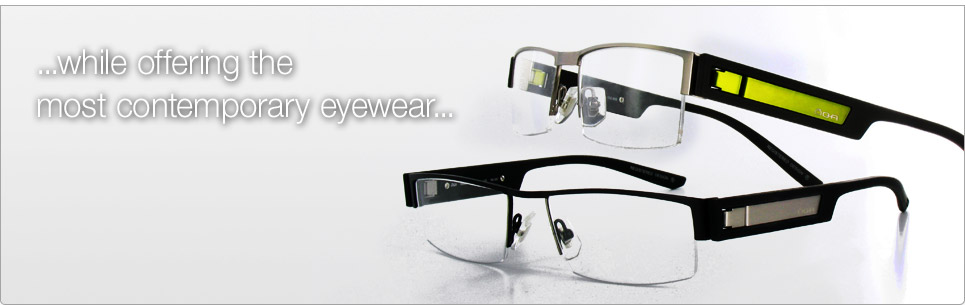 High Quality Eyeglass Lenses and Frames
